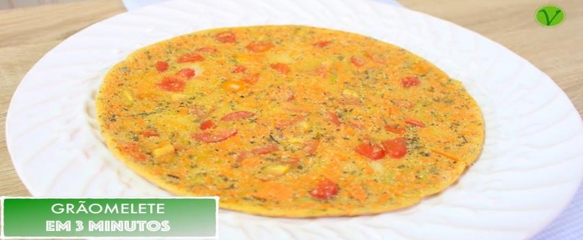 Omelete Vegano