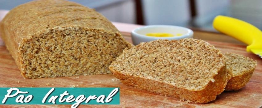 Como fazer um delicioso pão Integral