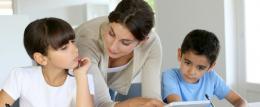 O que fazer para ajudar no desempenho escolar dos filhos?
