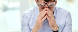 Cuide-se: 5 sintomas que podem indicar estresse